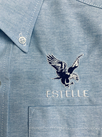 Estelle Light Blue Oxford