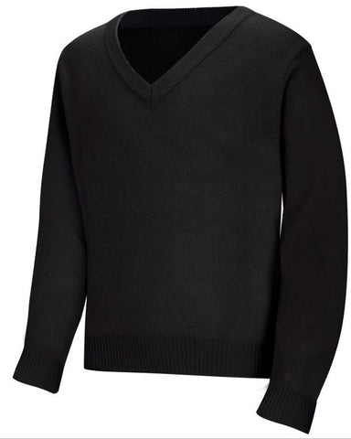 St. Augustine V-Neck Sweater