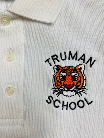 Harry S. Truman White Polo