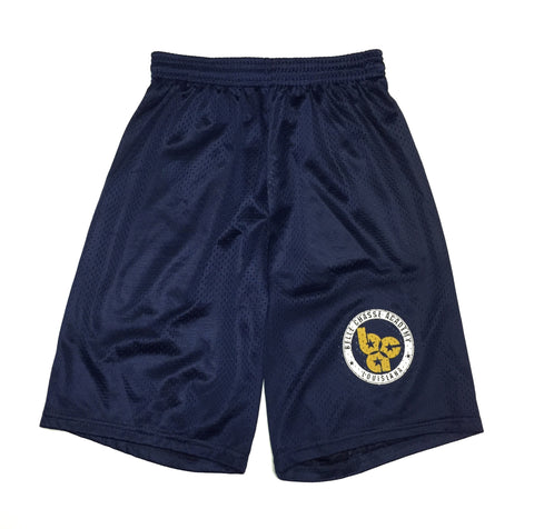 Belle Chasse Academy PE Shorts