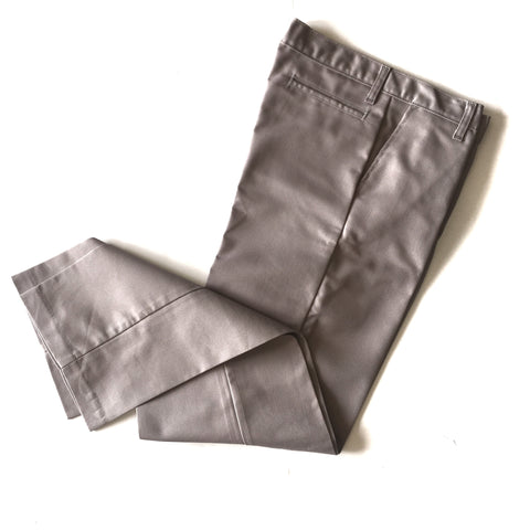 Boys Grey/Silver Pants