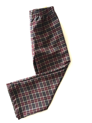 McDonogh 35 Girls Plaid Pants