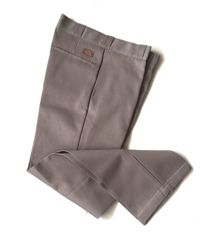 Men's Silver/Grey Pants