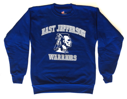 East Jefferson Crewneck Sweatshirt