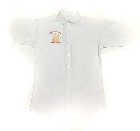 Christ the King Middle School Boys Shirt