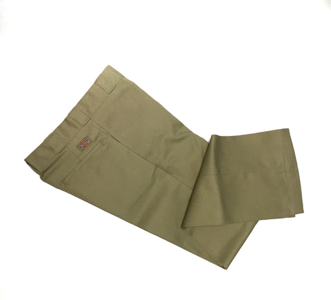 ICS Mens Khaki Lowrise Pants