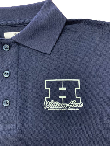 William Hart Navy Polo