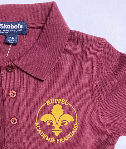 Ruppel Maroon Polo