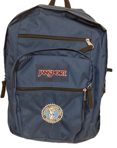 ICS Big School Bookbag