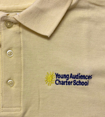 Young Audiences Yellow Polo