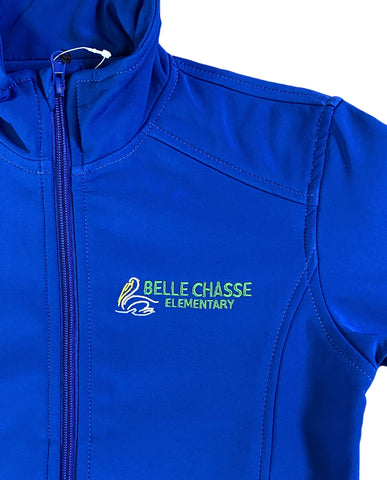 Belle Chasse Elementary School Soft Shell Jacket