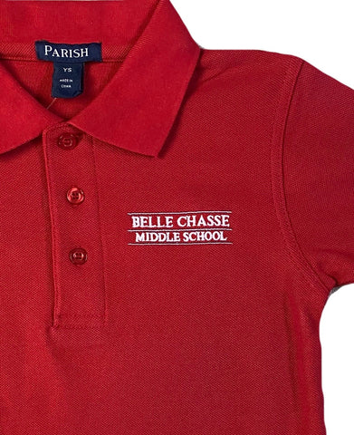 Belle Chasse Middle School Polo