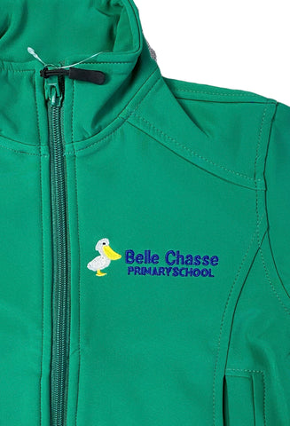 Belle Chasse Primary School Soft Shell Jacket