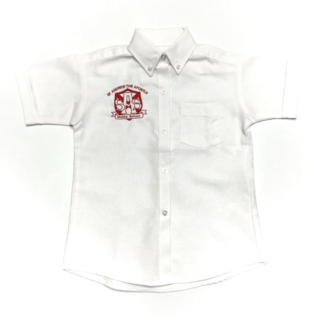 SAS Girls Oxford Shirt