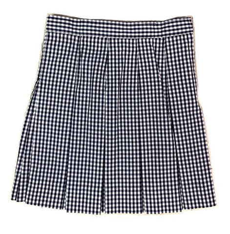SJA Plaid Skirt
