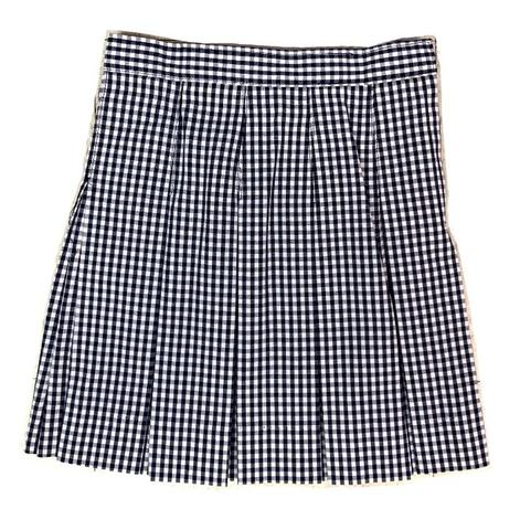 OLPH Kenner Plaid Skirt