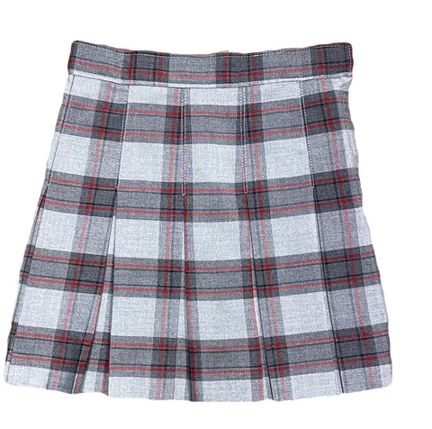 Visitation of Our Lady Plaid Skirt