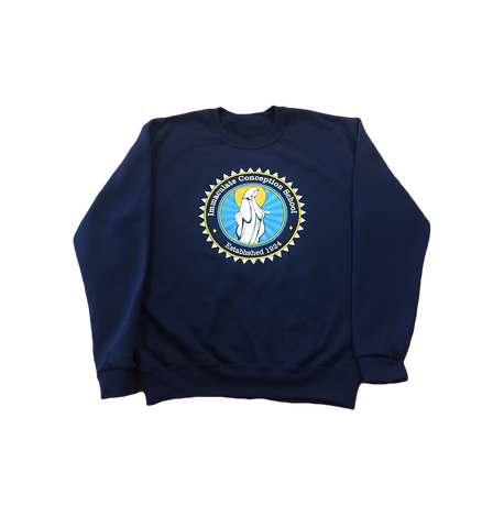 ICS Crew Neck Sweatshirt