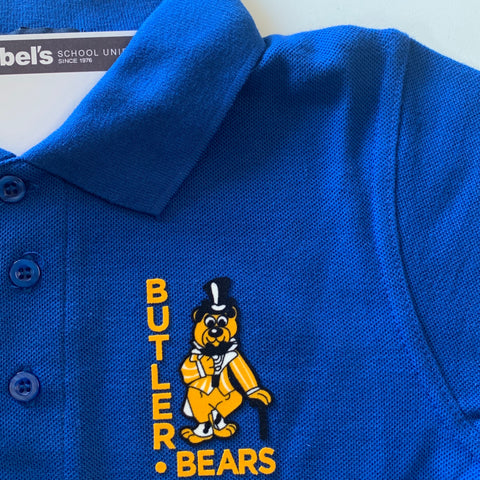 Joshua Butler Elementary Royal Blue Polo