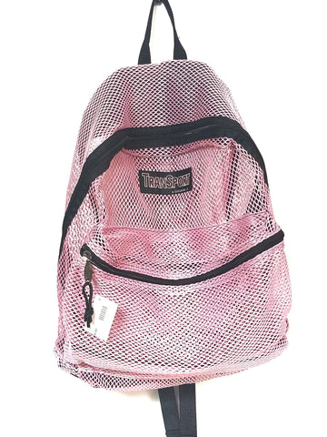 Transport Mesh Backpack