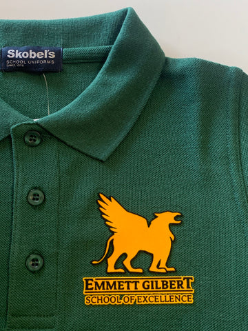 Emmett Gilbert Green Polo