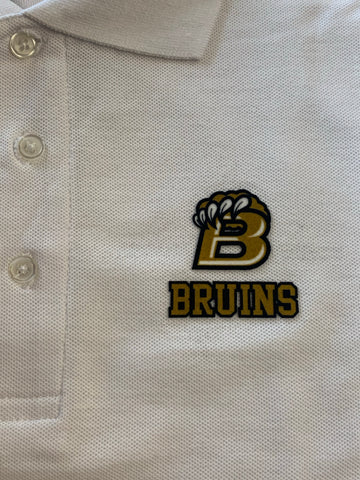 Alfred Bonnabel Magnet Academy High School White Polo