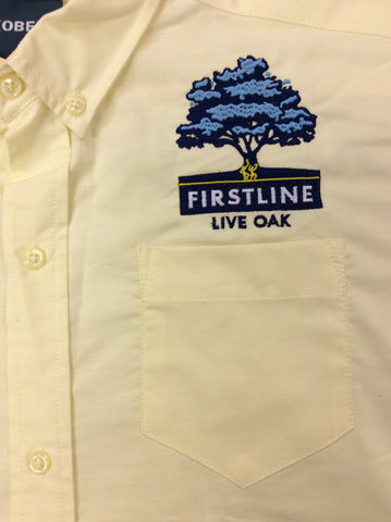 FirstLine Live Oak Yellow Oxford