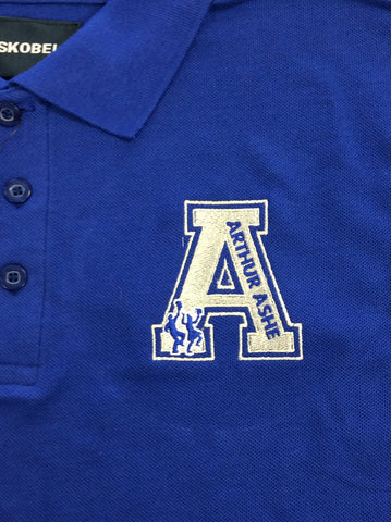 Arthur Ashe Charter School Royal Polo