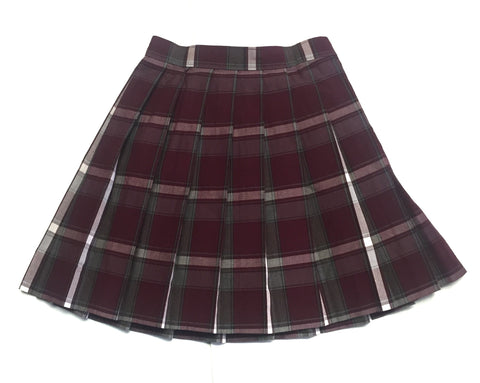 St. Cletus Plaid Skirt