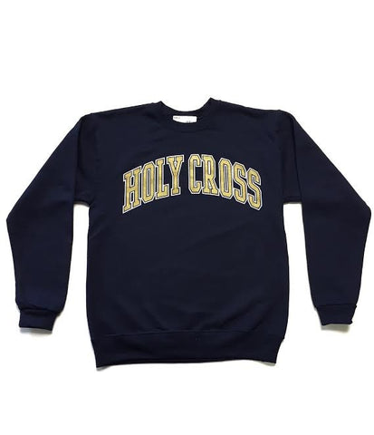 Holy Cross Crew Neck Sweatshirt