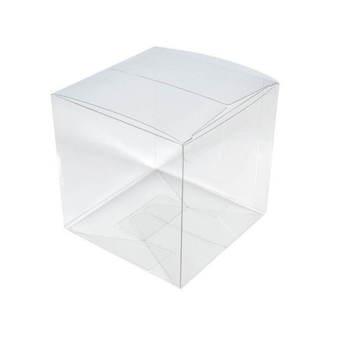 Clear Transparent Box