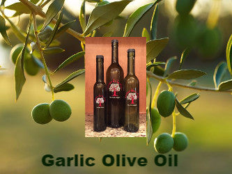 California Garlic Olive Oil