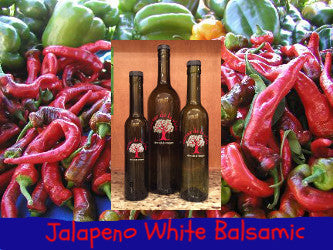 Jalapeno White Balsamic Vinegar