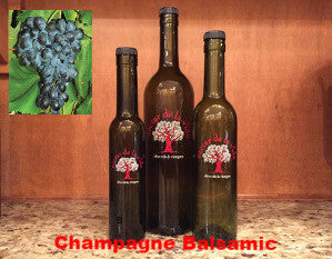 Champagne Dark Balsamic Vinegar