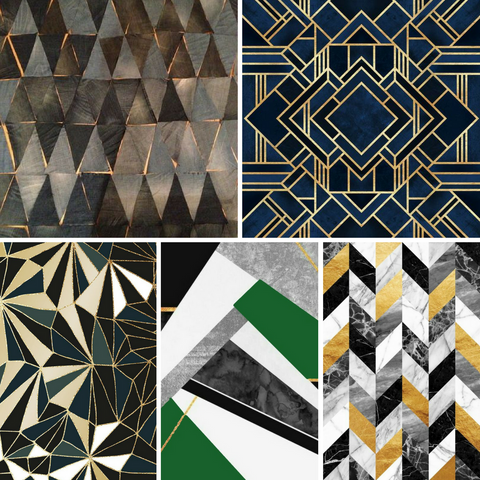 10 ways to style your home: Art deco