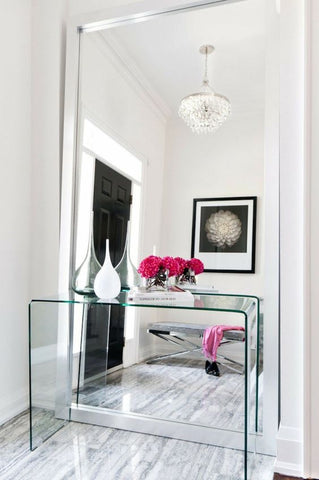 5 Places to hang your mirrors!