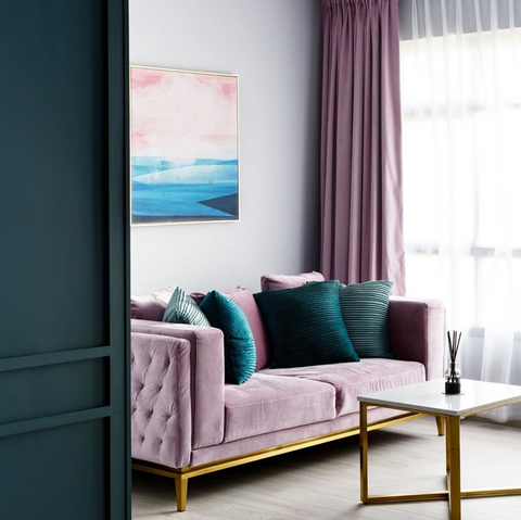 Is velvet sofa right for you?