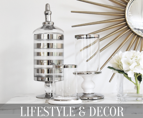 Get the best home and decor accessories to plush up your home design to look like the cover of a amagazine or those like Singapore condo showroom using vases, flowers, mirrors, ccushions and rugs.