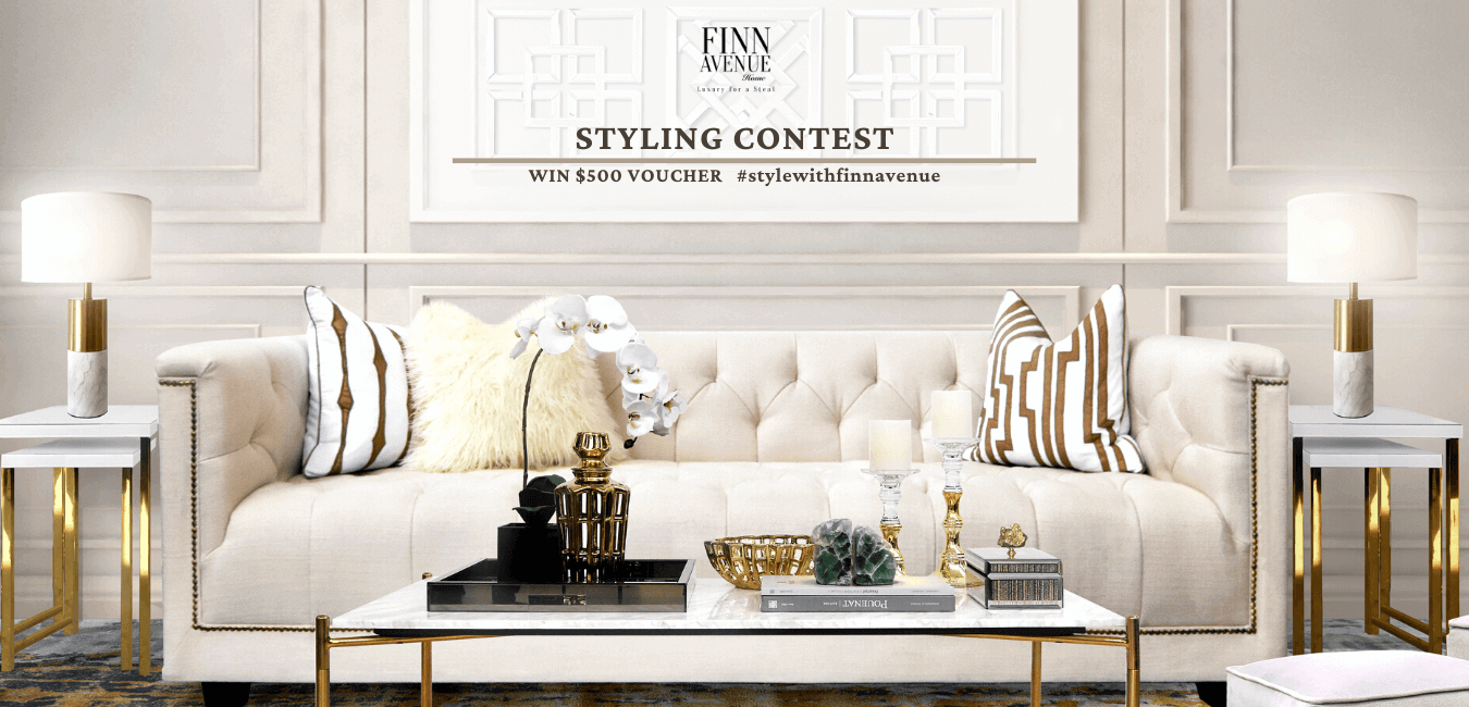 Online Furniture Styling Contest Singapore