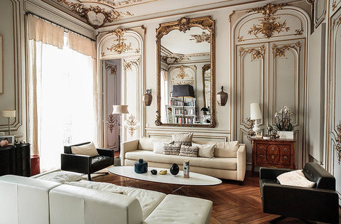 7 key elements to get that Parisian home