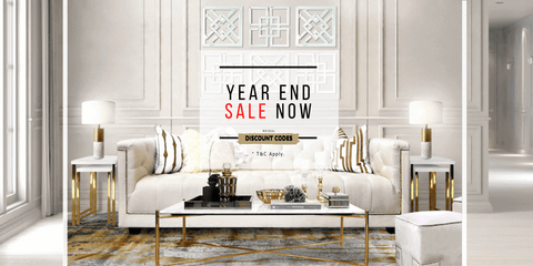 Year End Sale Online Furniture Store & Showroom Singapore