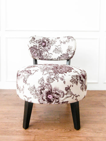 Floral design Accent Chair