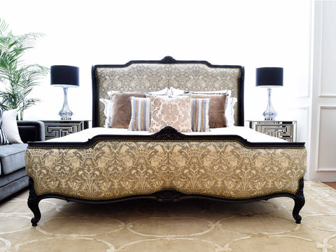 Andre Corbeille Bed, King
