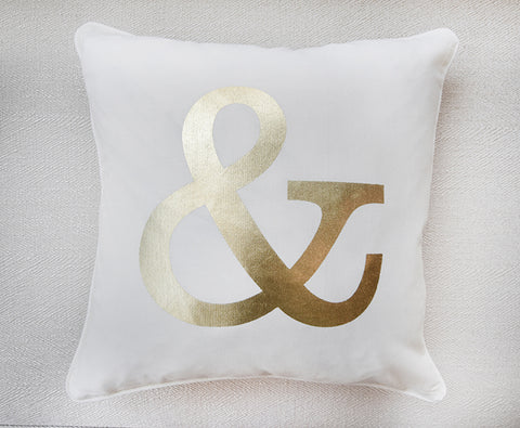 Gold Cushion Designs