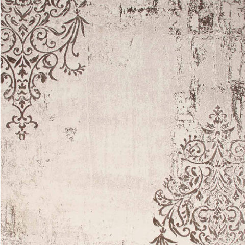 Baki Soft Neutral Hues Rug, 160cm by 230cm