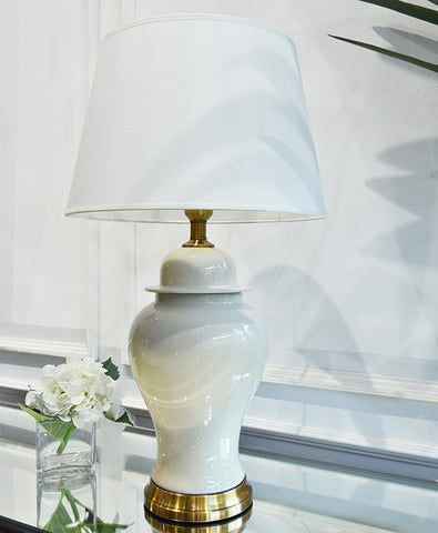 Cadence Ceramic Table Lamp