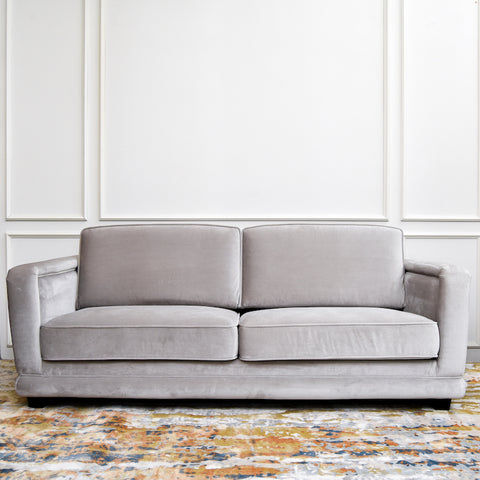 Custom-upholstered Adaliz Sofa, 3-seater-plus