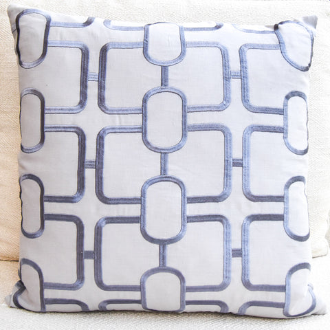 Alexander Wyly Lockhart Light Grey Cushion