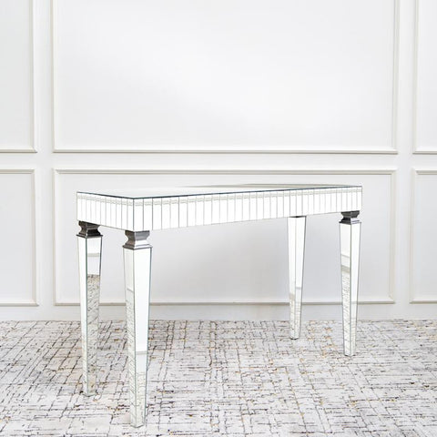 Timeless Mirrored Console Table