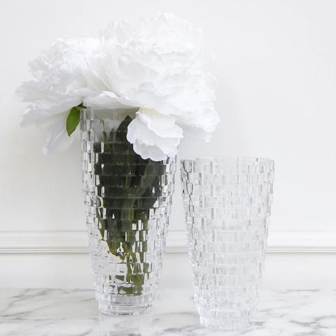 Bernini Glass Vase, 2 Sizes